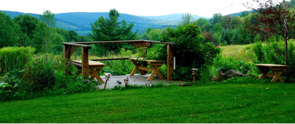 Heathen Hill meditation deck