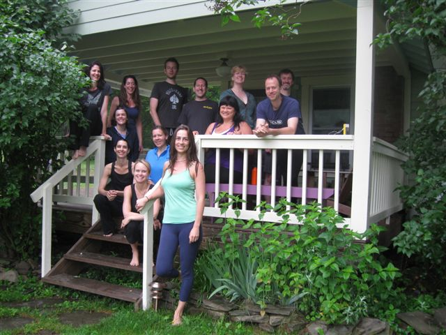 Yoga and Wine Tasting with Lip and Owen Kotler – June 11-13 2010