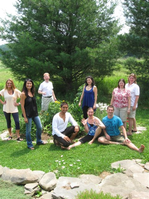 Divine Play in the Great Outdoors with Brenna Padesky & Rikard Skogberg – June 25-27 2010