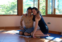 September 6-8, 2013 - Basics Bliss: Bodhisattva Yoga in the Catskills