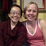 May 15-17, 2015 - Relaxing Yoga Weekend with Kimberly and Alison