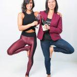 DINA IVAS and LIZ HOWNG  SEPT 13-15  Yoga. Wine. Feelin' Fine. RETREAT!